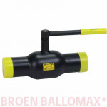 Кран Шаровый стандартнопроходной Ballomax - 15 под приварку