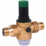 Редукционный клапан Honeywell D06F- 1/2  Холодная вода - 15 Рабочее давление ; вход max -25 bar / выход 1,5 - 6 bar до-40С*