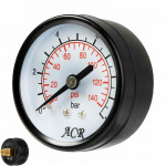 Манометр ACR для Фильтра - 1/4 х 10 bar тыловой