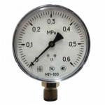 Манометр МП 100 резьба Трубная - 1/2 х 6 кгс