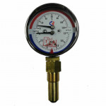 Термоманометр РОСМА + 120* - 10 кгс