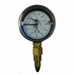 Термоманометр ТМТБр РОСМА + 150* - 6 атм
