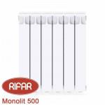 Радиатор Биметаллический RIFAR-500 MONOLIT - 6 секции