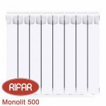Радиатор Биметаллический RIFAR-500 MONOLIT - 8 секции