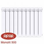 Радиатор Биметаллический RIFAR-500 MONOLIT - 12 секции