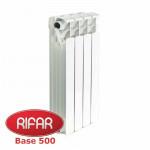 Радиатор Биметаллический RIFAR-500 Base - 4 секции