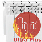 Радиатор Биметаллический Ogint Ultra Plus 500 - 10 секций