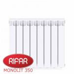 Радиатор Биметаллический RIFAR MONOLIT-350 - 8 секций