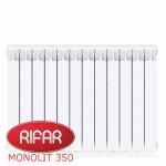 Радиатор Биметаллический RIFAR MONOLIT-350 - 12 секций