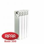 Радиатор Биметаллический RIFAR Base-350 - 4 секции