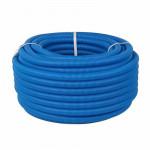 Гофра - Кожух для труб Rehau - 16 Синяя