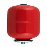 Расширительный бак красный ТЕПЛОКС - 8 литров мембрана ERDM, подсоединение - 3/4